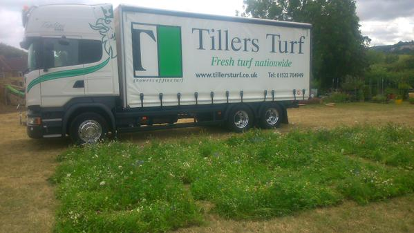 Tillers Turf on Love Your Garden