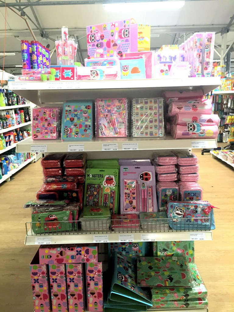 Back to School Range at Longacres Shepperton