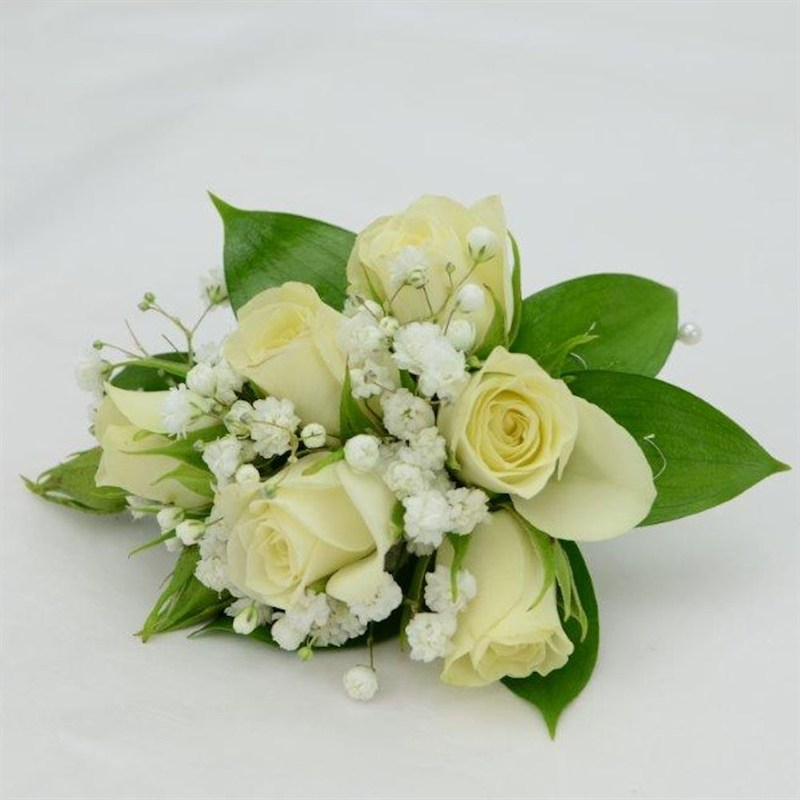 wedding corsages, Natural flower