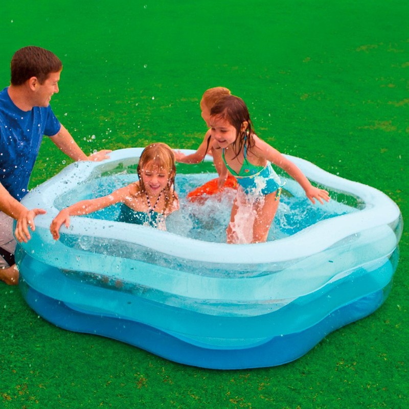 Intex 6ft Summer Colours Swimming Pool 56495np
