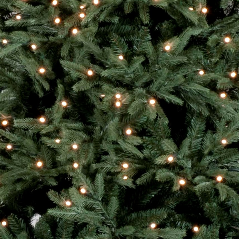 Tree Classics 6ft Lake Shore Blue Spruce With Warm