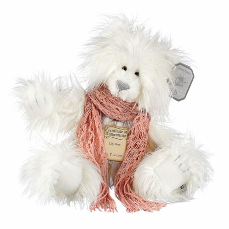 Silver Tag Teddy Bears - Lily Bear (17065)