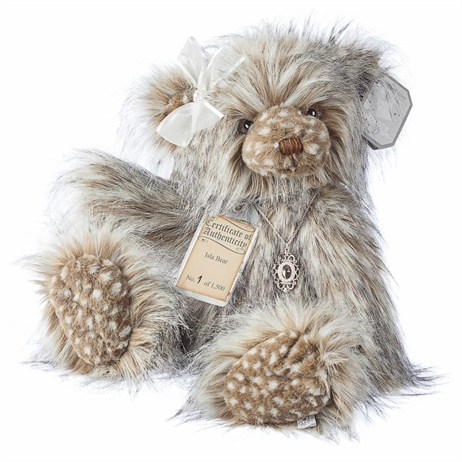 Silver Tag Teddy Bears - Isla Bear (17070)