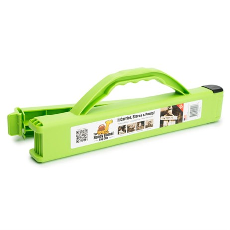 The Handy Camel Large Bag Clip - Green