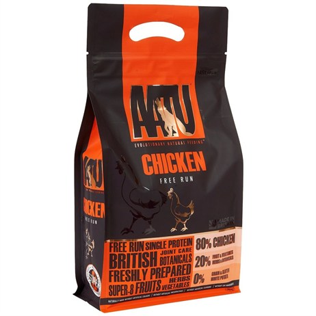AATU 80/20 Dog Food (Chicken) 1.5kg