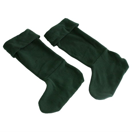 Town and Country Adult Boot Sox - Green