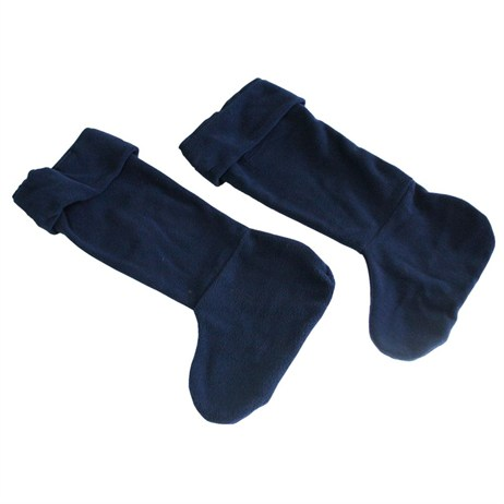 Town and Country Adult Boot Sox - Navy - 6-8 (TCL15)