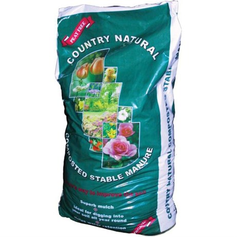 Country Natural Organic Stable Manure