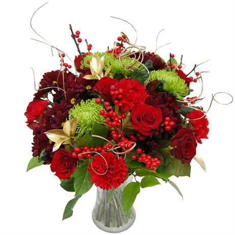 Bouquet of the Month - December