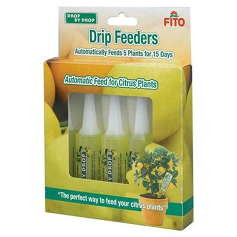 Fito Drip Feeders - Citrus 32ml x 5