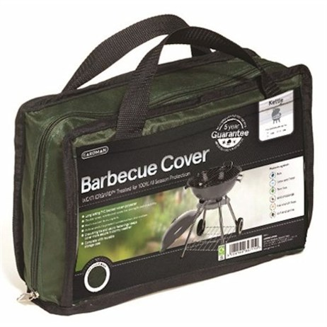Gardman Premium Kettle Barbecue Cover - Green (34370)