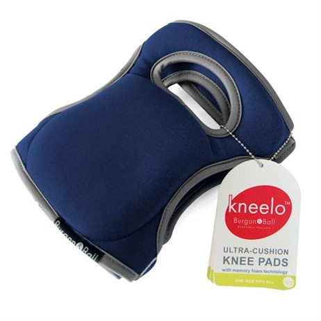 Burgon & Ball Kneelo® Knee Pads/Navy (GKN/KPADNAVY)