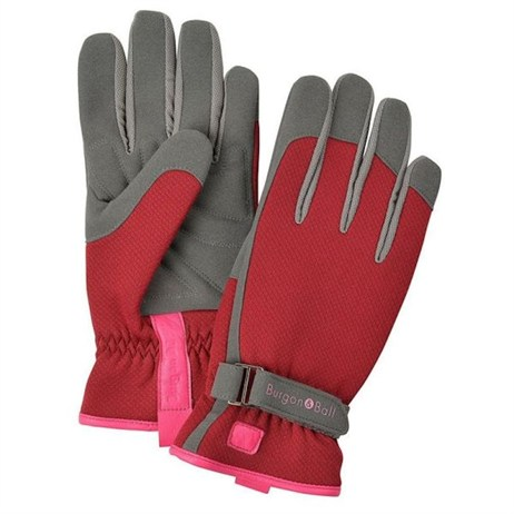 Burgon & Ball Ladies Love The Glove - Berry M/L (GLO/BERRYML)