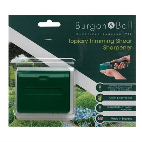 Burgon & Ball Topiary Trimming Shear Sharpener (GTS/SH)