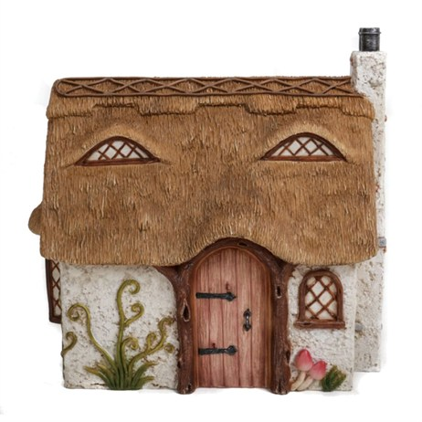 Vivid Miniature World Thatched Country Cottage (MW01-006)