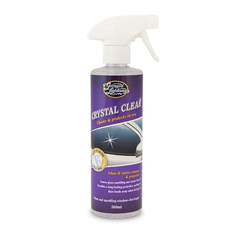 Greased Lightning 500ml Crystal Clear Glass and Mirror Cleaner and Protector (R303)