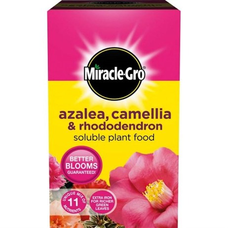 Miracle-Gro Azalea, Camellia & Rhododendron Soluble Plant Food 500g (016801)