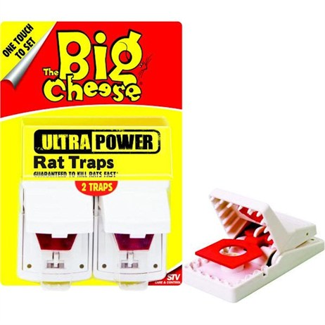 STV Ultra Power Rat Traps Twinpack (STV149)