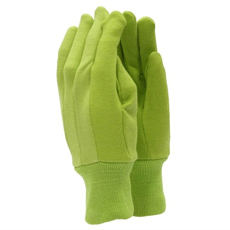 Town and Country Ladies Original Jersey Grip Gloves - Mint (TGL101)