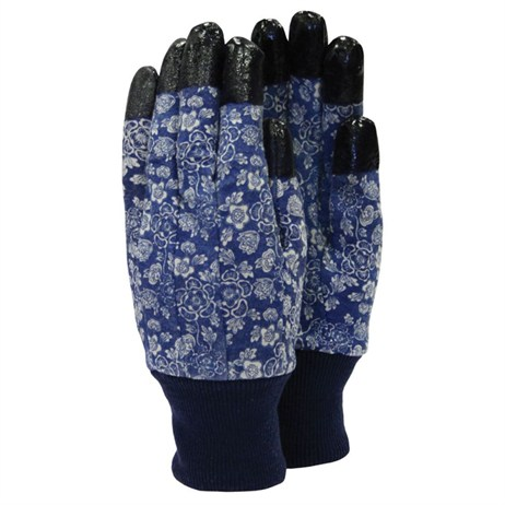 Town and Country Ladies Aquasure Tulip Gloves - Navy (TGL208)