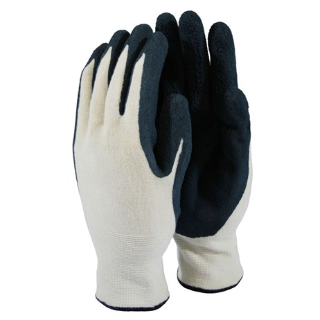 Town and Country Mens Weed Master Bamboo Gloves - Navy (TGL5267)