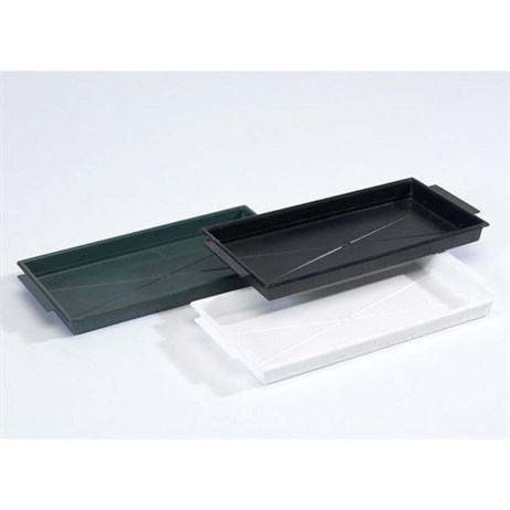 Oasis® Single Plastic Brick Tray - Black (4010)
