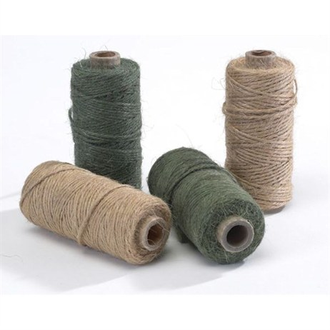 Oasis® Mossing Twine Jute - Natural (8456)