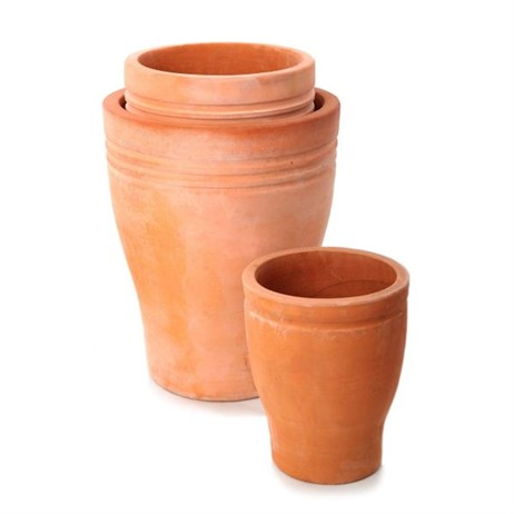 Unique Tyson Terracotta Planter 30 x 37cm