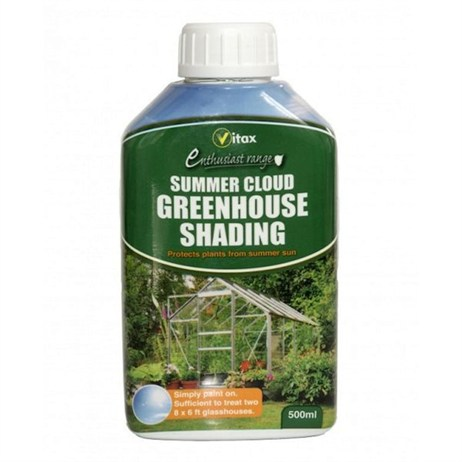 Vitax Summer Cloud Greenhouse Shading 500ml (5GHS500)