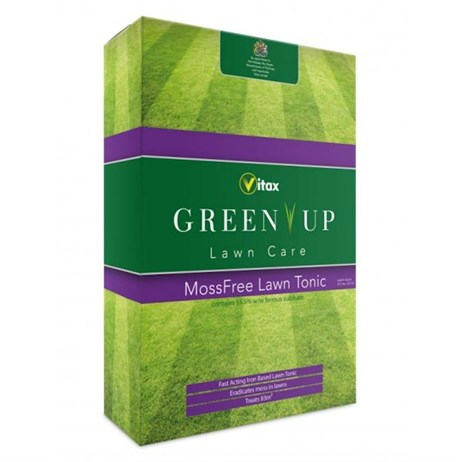 Vitax Green Up Lawn Care Mossfree Lawn Tonic 83 sqm (5MF1)