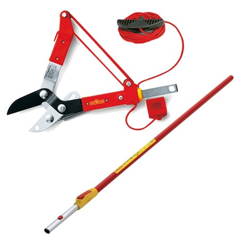 WOLF-Garten Multi-Change® Anvil Tree Lopper and Telescopic Handle (P577)