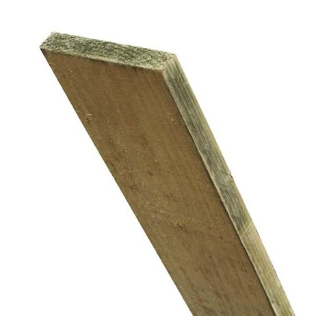 Zest 4 Leisure Gravel Board 1800 x 125mm