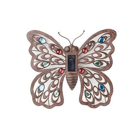 Gardman Butterfly Wall Art Light (L25309)