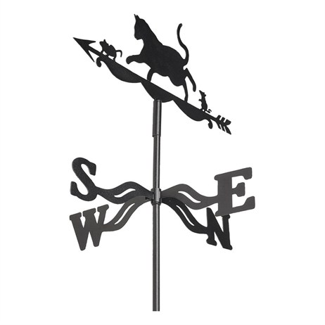 Gardman Cat & Mouse Weather Vane 23cm x 31cm (17274)