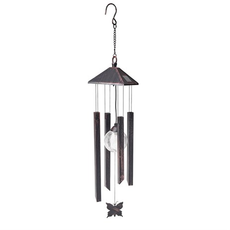 Gardman Colour Changing Wind Chime Light (L25203)