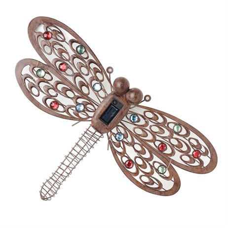Gardman Dragonfly Wall Art Light (L25310)
