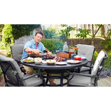 Hartman Jamie Oliver Grilling Set With 4 Dining Chairs (499127)