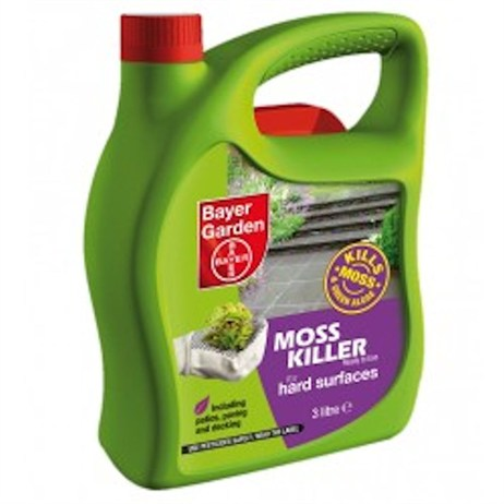 Bayer Moss Killer 3 Litre Ready-To-Use (80964315)