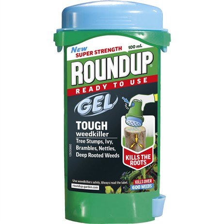 Roundup Ready To Use gel Tough Weed Killer - 100ml (119441)