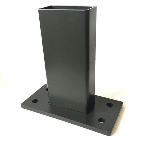 Stark & Greensmith Terrace Foot In Powder Coated Steel - DIRECT DISPATCH