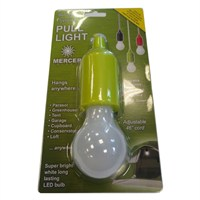 Mercer Green Pull Light White LED 1W (MLO-681)