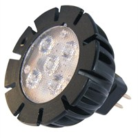 Techmar 5W MR16 Power LED GU5.3 Warm White (6194011)