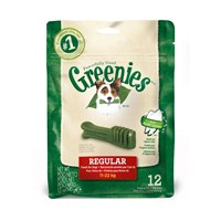 Greenies Canine Dental Chew Regular 340g