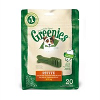 Greenies Canine Dental Chew Petite 340g