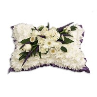 Chrysanthemum Based Pillow 15inch