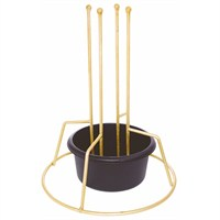 Quick Stand 8 Medium Christmas Tree Stand - Including Pots