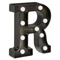 Lumieres Light Up Letters - R (3180328)
