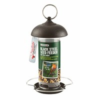 Gardman Black Steel Seed Feeder (A01172)