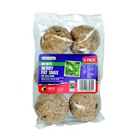 Gardman No Nets Berry Fat Snax 6 Pack (A04314)