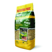 Gardman No Mess Seed Mix 12.75Kg with 2Kg Extra Free (A05551AD)